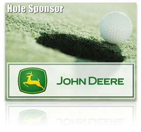 Example of a Golf Sign